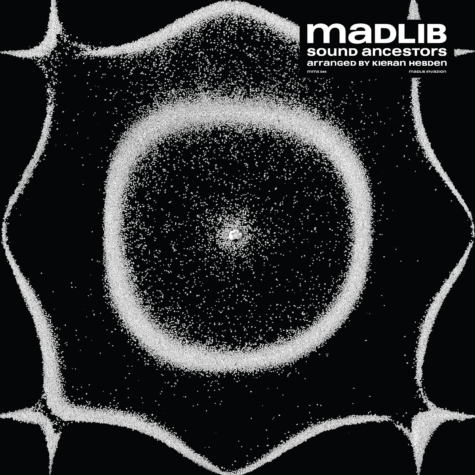 Album cover art for Sound Ancestors by Madlib