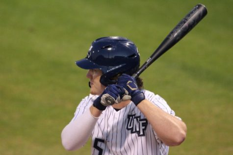 UNF baseball falls in close one at Georgia Southern