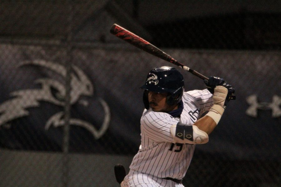 Lasting 10 innings, the Ospreys fell short of the Eagles by a score of 5-7