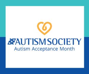 Courtesy of Autism Society.