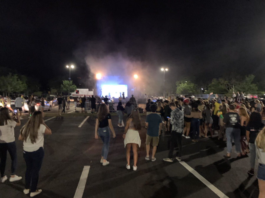 UNF OZFEST shut down early due to student COVID-19 violations