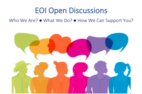 Courtesy of UNF's Office of Equal Opportunity and Inclusion Open Discussions.