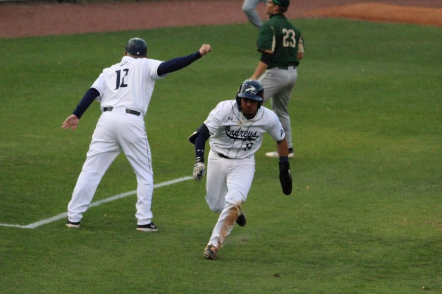 Ospreys can't complete sweep, but take crucial series from Stetson
