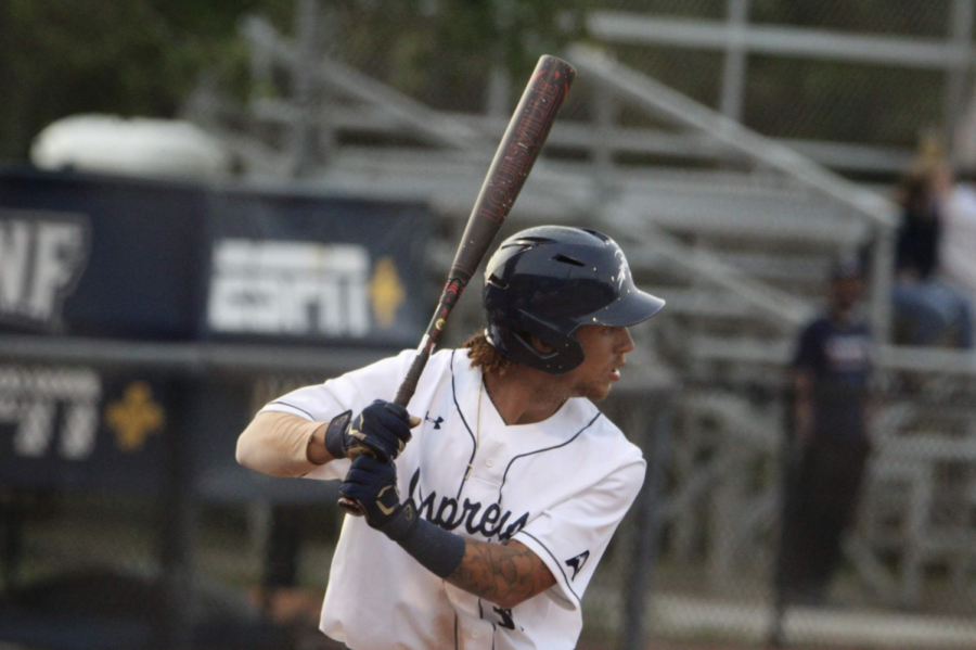 The Ospreys locked up the number two seed in the conference with the series win over Stetson