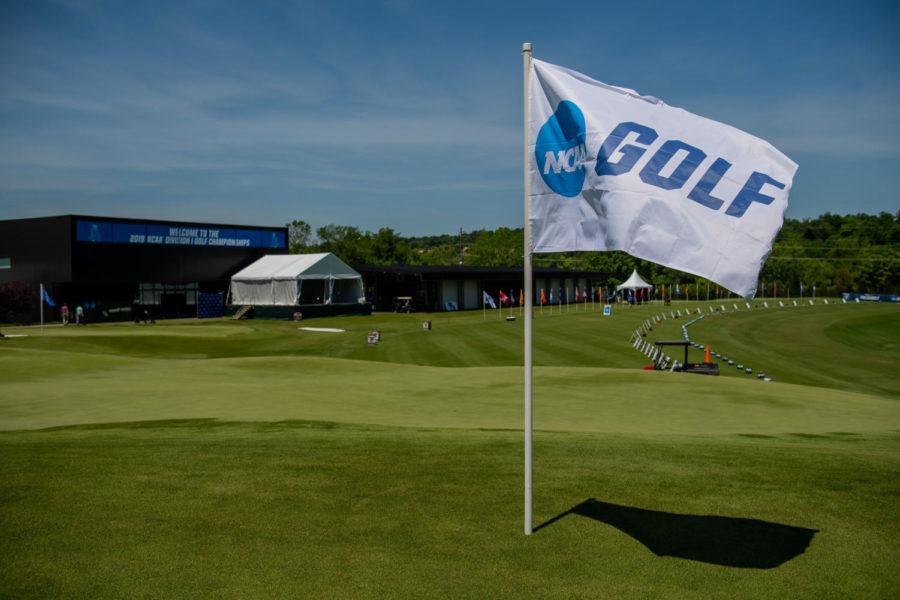 Men's golf narrowly misses top-5 cut at NCAA Regionals