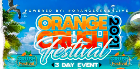 Photo courtesy of Orange Crush Festival.