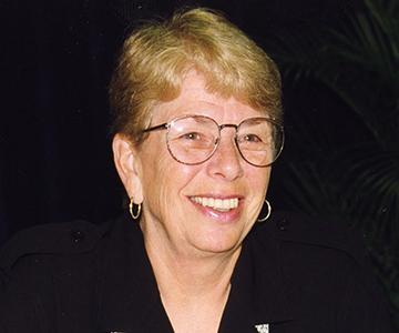 President Anne H. Hopkins. October 7,1998