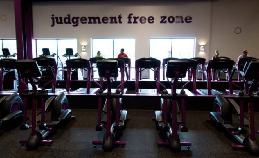 Is Planet Fitness really judgment free?