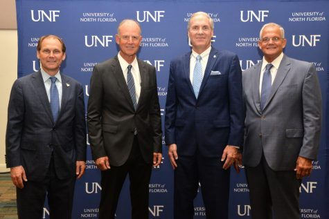 UNF opens survey asking Ospreys for input to help in the search of UNFs next president