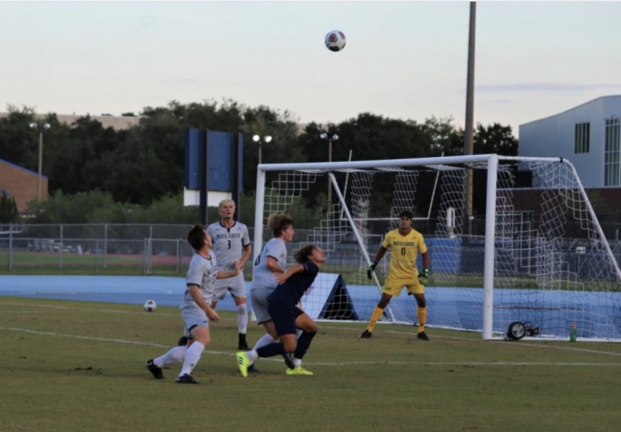 Mens soccer ready to get the ball rolling on 2021 season