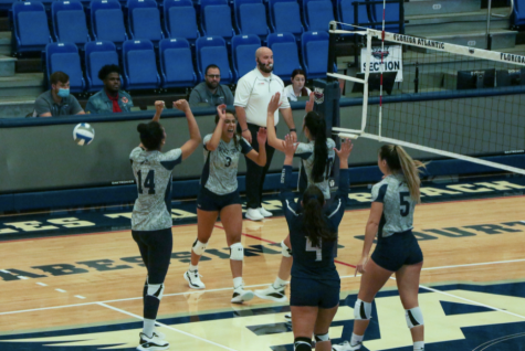 Ospreys volleyball starts season with trio of road wins