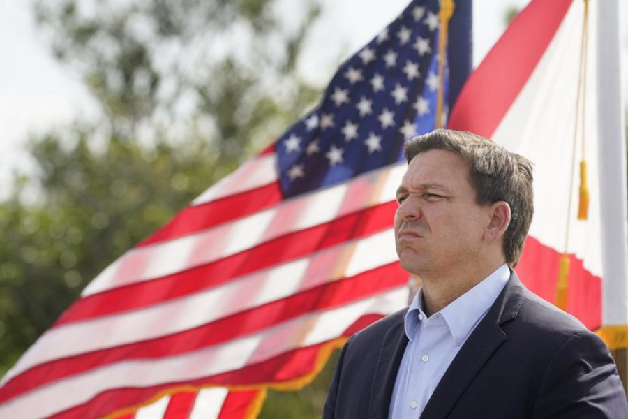 'I'm standing in your way': Florida school districts split on response to Governor DeSantis as cases skyrocket