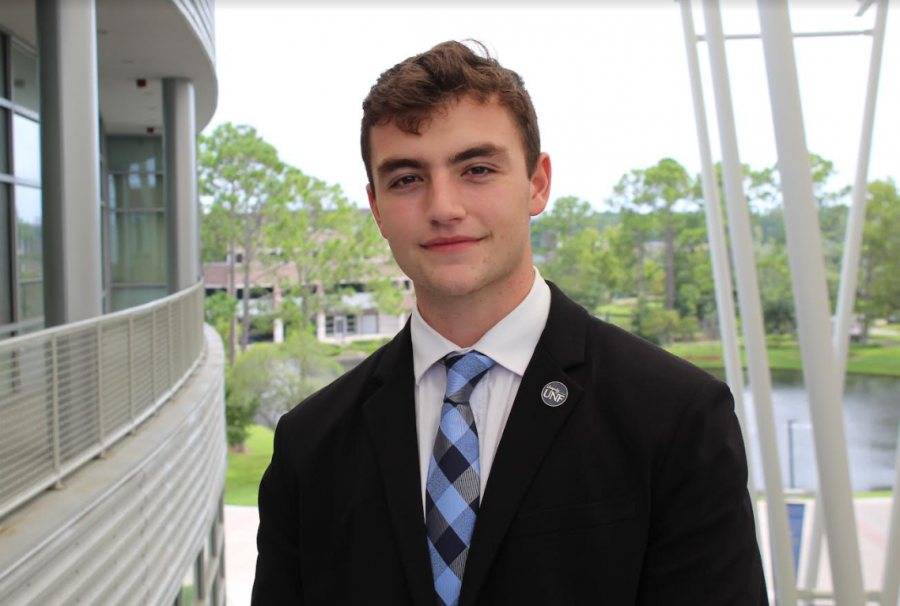 UNF Senate confirms Student Body Vice President during first Senate meeting of the fall semester