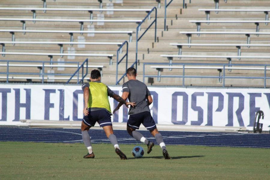 Ospreys go toe-to-toe with ranked FIU in extra time