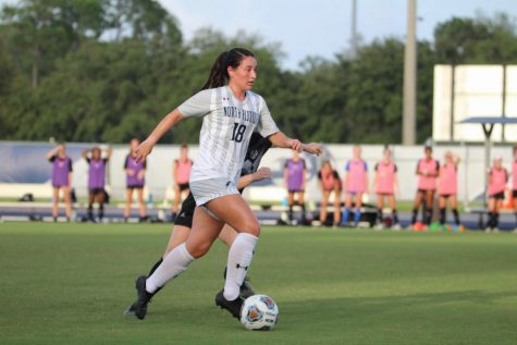 First half fire fuels Ospreys win against Charleston Southern