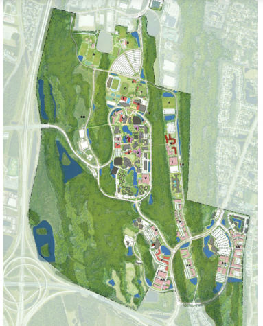 Screenshot of the Master Plan Grand map, courtesy of UNF
