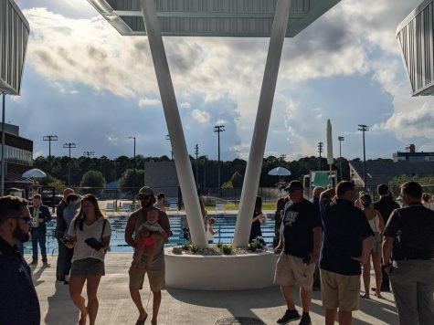 UNFs new pool complex officially opens