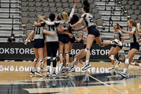 Ospreys take down Virginia Tech in five-set thriller