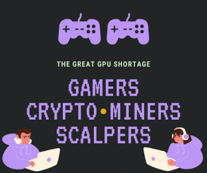 The great GPU shortage: the battle between gamers, crypto miners, and scalpers