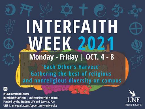 Courtesy of the UNF Interfaith Center.