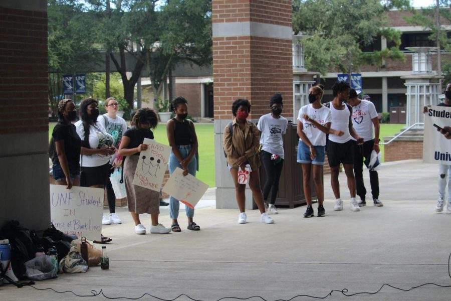 SDS holds Black Lives Matter Rally on Campus