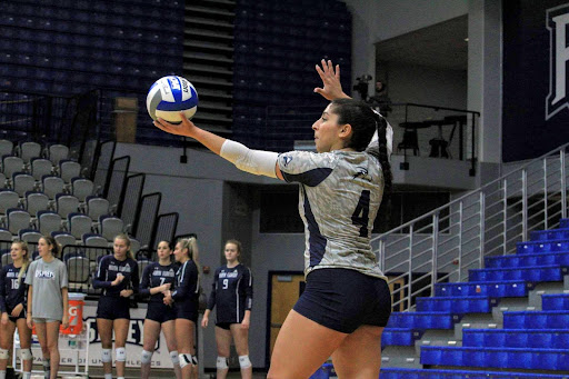 UNF volleyball takes down Lipscomb for first time in nearly a decade
